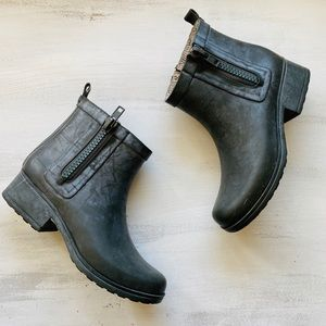 lucky Brand Ankle Rain Booties